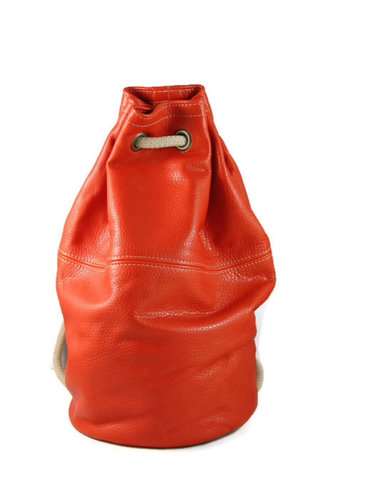 Sailers' duffle Red