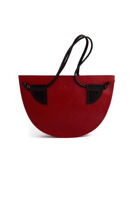 Thyra Half Circle Shoulder Bag